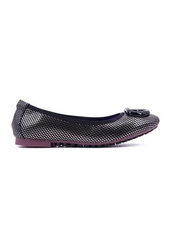 Flatss & Heelss by Rad Russel black Chic & Comfort Flats-Black FL655SH0GQABSG_1