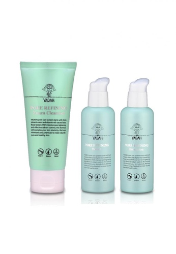 Yadah Pore Care Complete Holiday Set YA399BE0GE7HSG_1