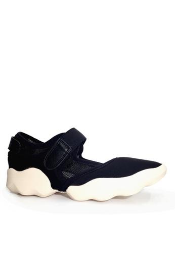 Twenty Eight Shoes 黑色 透氣休閒鞋 VC7300 880F2SHEC364B9GS_1