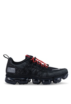 various colors 4992b 69e8c Nike black Nike Air Vapormax Run Utility Shoes 4E868SH14F0ACBGS1