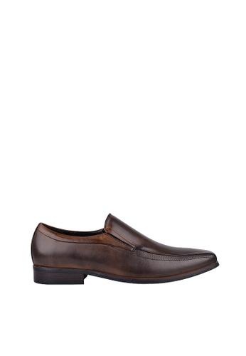 Obermain brown Obermain Monroe Slip On In Dark Brown C25D2SH079F187GS_1