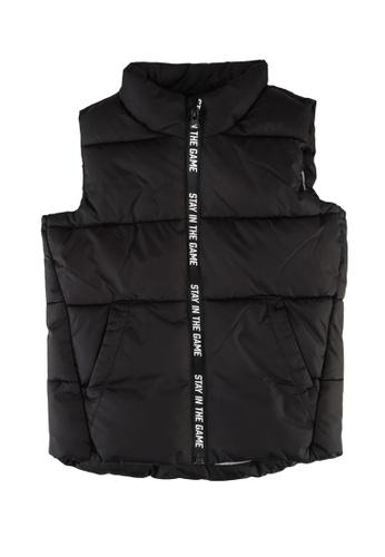 FOX Kids & Baby black Kids-Boys Vest D524EKAF2D61ABGS_1