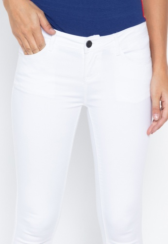 7b9b7902 Shop FUBU Long Slim fit Jeans Online on ZALORA Philippines