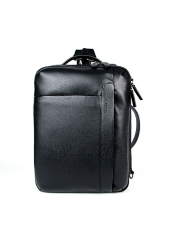 Picard black Picard Mobile Three-Way Briefcase cum Backpack B355DACCDABA22GS_1