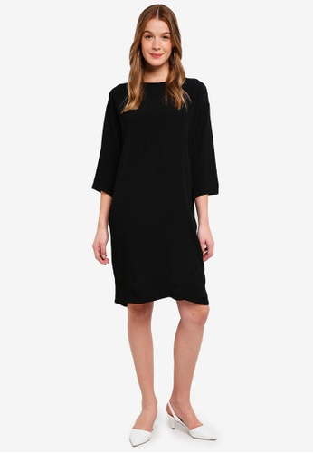 Modstrom black Geo Dress 4BE23AA12ADCAFGS_1