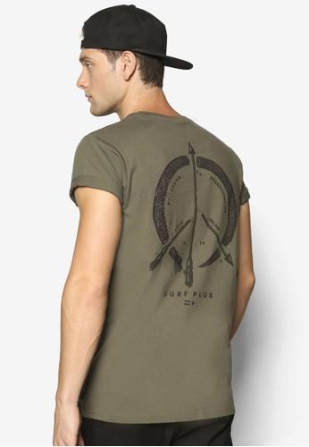 Join Or Die Surfplus 圖文設計TEE, 服京站 esprit飾, 服飾