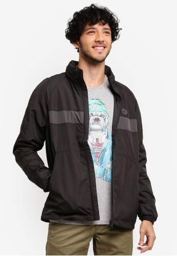 ESPRIT black Outdoor Woven Regular Jacket 1ED10AAA1E7AC5GS_1