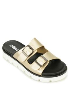 Flat Slip On Slip On Sandals