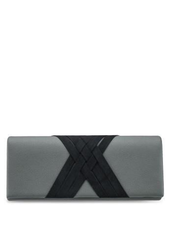 Papillon Clutch black Kros Envelope Clutch 6DD25AC43CF32CGS_1