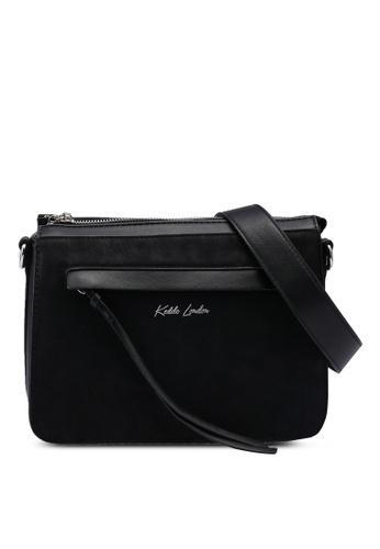 Keddo black Mia Sling Bag E6FEDAC1C8FF50GS_1