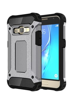 Tough Hybrid Dual Layer Case for Samsung Galaxy J120 (J1 2016)
