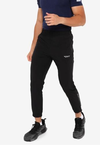 361° black Running Series Sports Pants B600EAA68E67EDGS_1