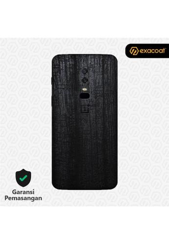 Exacoat OnePlus 6 3M Skins Dragon Black - Cut Only 80280ES6E7B314GS_1