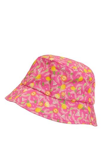 DeFacto pink Girl Hat ABEE3KC8AB5DC8GS_1