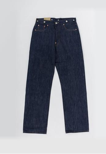 Levi's blue Levi's 1915 501 Jeans Rigid P6427 (15501-0008) 64787AABFBFF08GS_1