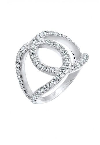Jual Elli Germany 925 Sterling Silver Cincin Knot