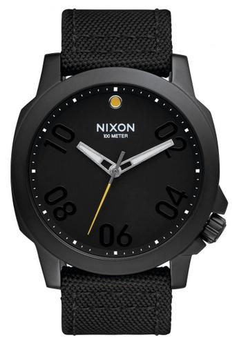 Nixon black Nixon - Ranger 45 Black Watch NI855AC26DYVSG_1