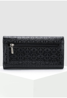 10bdbc1c5d6 20% OFF Guess Shannon Multi Clutch Wallet RM 239.00 NOW RM 190.90 Sizes One  Size