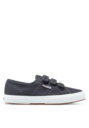 Superga grey Cot3Strapu Sneakers DA4A3SH6656FE3GS_1