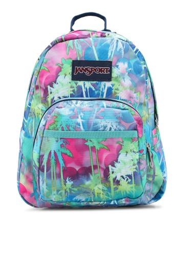 JanSport multi Half Pint Backpack E751AAC2F6D326GS_1