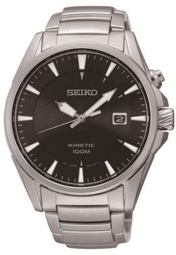 SEIKO silver Jam tangan Seiko Kinetic SKA565 strap Stainless steel silver  SE382AC0UHJSID 1 3b212c69fd