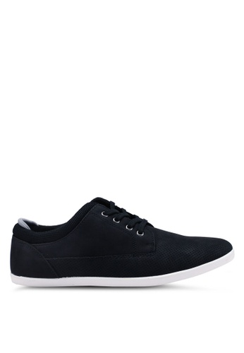 ALDO black Milman Sneakers 092F7SHBA9D271GS_1