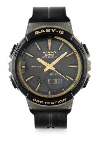 Baby-G black Female Analog Watches BGS-100GS-1ADR 65040ACCFBBE34GS_1