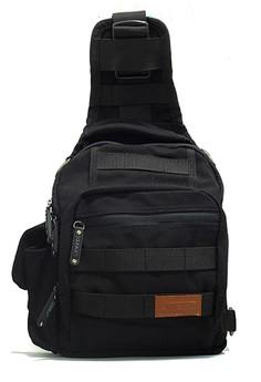 Uneed Tas Selempang Sling Bag Foxtrot 2 - UB206 - Hitam