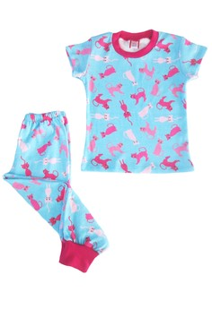 Cat Pajama Set