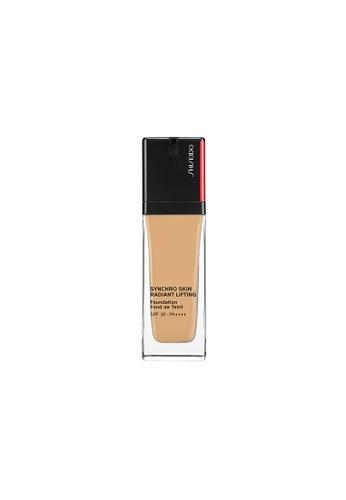 SHISEIDO Shiseido Makeup Synchro Skin Radiant Lifting Foundation - 340 Oak 434E7BEAC083B3GS_1
