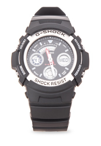 ade71d7afd85 Shop Casio G-SHOCK AW-590-1A Online on ZALORA Philippines