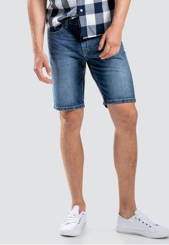 détaillant en ligne 82b9c 2af07 Levi's 502 Regular Taper Fit Shorts Men 32792-0026