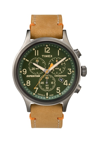TIMEX grey Timex Expedition® Scout - TW4B04400 TI205AC0RDJVMY_1