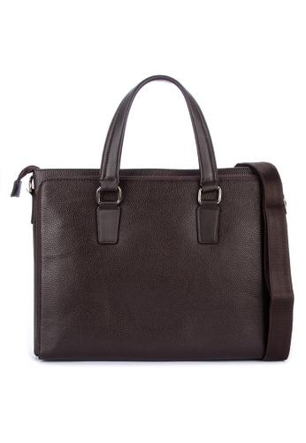 ZALORA black Classic Tote Bag A9981ZZ35E0152GS_1