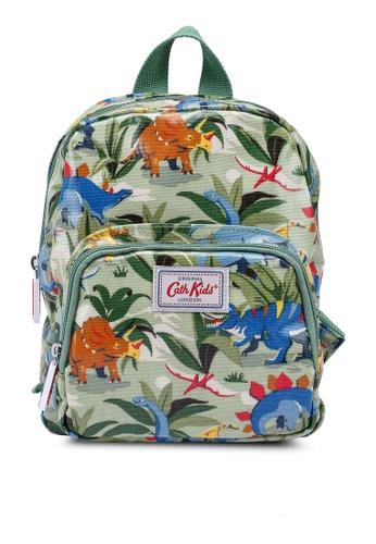 Cath Kidston green Dinosaur Jungle Kids Mini Backpack FA279KC69D232EGS_1