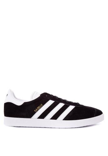 Adidas black adidas originals gazelle   AD678SH24UGHPH_1