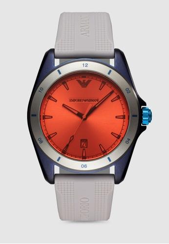 Emporio Armani grey Sigma Watch AR11218 88E60AC3FF4C0DGS_1