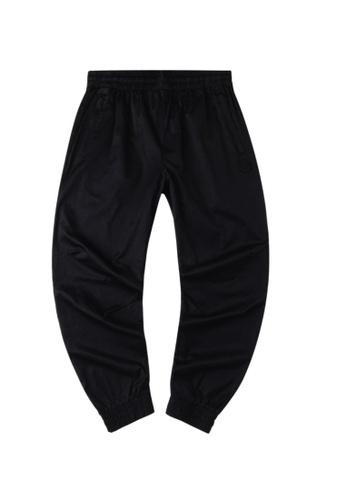 Li-Ning black MEN CASUAL PANTS 98165AA484F796GS_1