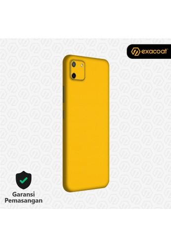 Exacoat Realme C11 3M Skins True Colors - Lemon Yellow E1F30ES55F439AGS_1