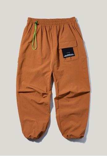 Twenty Eight Shoes Drawstring cropped Pants 93314W 49C4DAA4DB1310GS_1