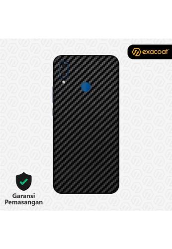 Exacoat Huawei Nova 3i 3M Skins Carbon Fiber Black - Cut Only 09142ES76D4880GS_1