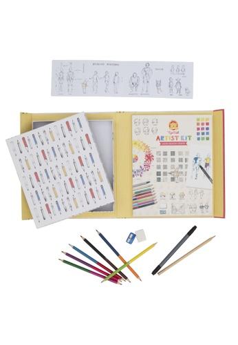 Tiger Tribe Artist Kit Learn Imagine Create ECE4ETHBEA65D9GS_1