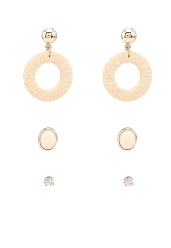 niko and ... beige Piercing Set E597DAC338552CGS_1