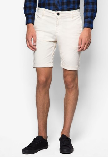 基本款休閒短褲, 服飾esprit旗艦店, 短褲