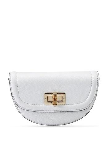 Keddo white Rouge Belt Bag 53E3AAC3B1AB30GS_1