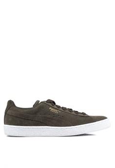 30971797753 PUMA black Sportstyle Prime Suede Classic+ Shoes BBCFDSHABF737FGS 1