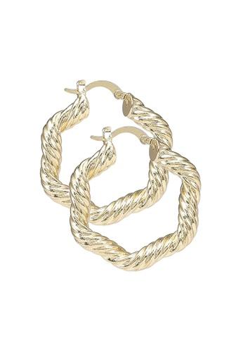 Pieces gold Pcnynna Earrings AEACBACEDCBB08GS_1