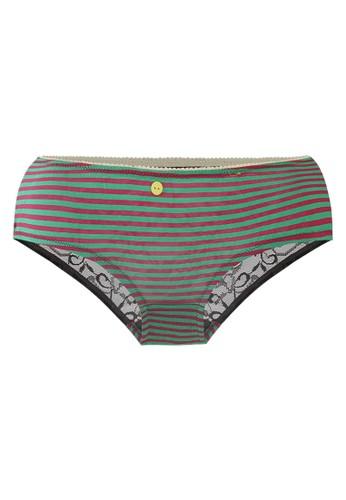 LAVABRA Intimates grey Very Sexy Panty - Rachelle Comfy Modal and Lace Bikini Panty LA387US86SKRID_1