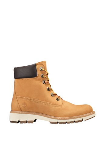 Timberland brown Lucia Way Waterproof 6-Inch Boots 17760SH13EADF9GS_1