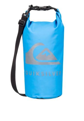 Quiksilver blue Small Water Stash 5L Wet/Dry Bag FE1E4AC1440E73GS_1